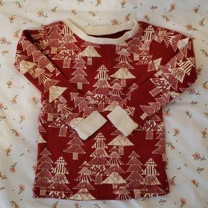 Burt's Bees Christmas pajamas